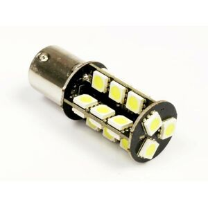 Interlook LED auto žárovka 12V BA15S 27SMD5050 CAN BUS